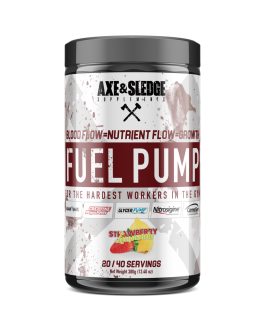 Axe and Sledge – Fuel Pump