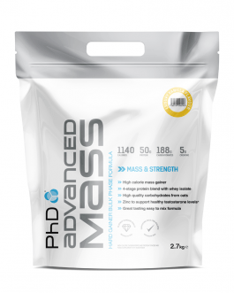 PhD Nutrition Advanced Mass