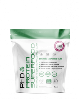 PhD Nutrition Protein Superfood