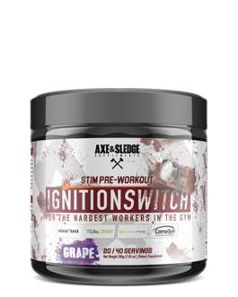 Axe and Sledge – Ignition Switch