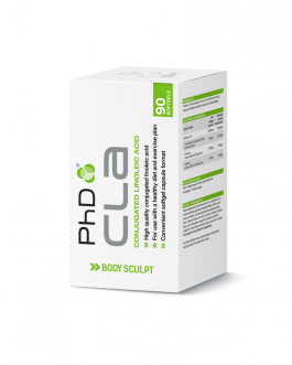 PhD Nutrition CLA Soft Gels