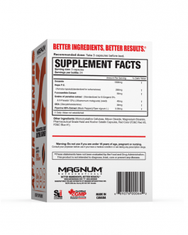 Magnum Nutraceuticals After Burner