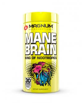 Magnum Nutraceuticals Mane Brain [60 Caps]
