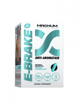 Magnum Nutraceuticals E-Brake [72 Caps]