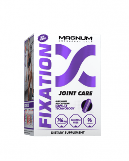 Magnum Nutraceuticals Fixation [96 Caps]