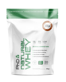 PhD Nutrition Natural Whey