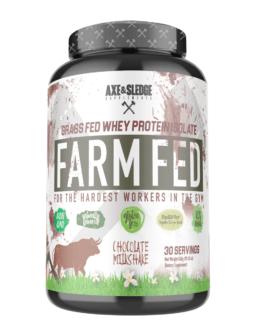 Axe and Sledge – Farm Fed Protein