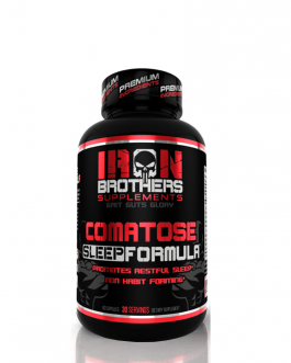 Iron Brothers – Comatose Sleep Aid