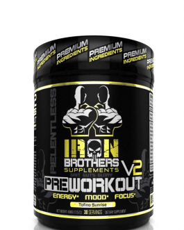 Iron Brothers – RELENTLESS V2
