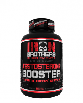 Iron Brothers – Testosterone Booster