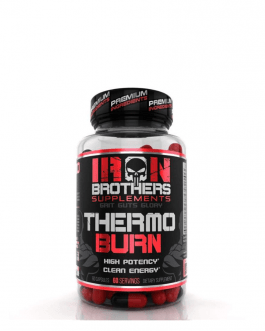 Iron Brothers – Thermogenic Fat Burner