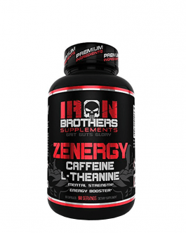 Iron Brothers – Zenergy Smooth Energy