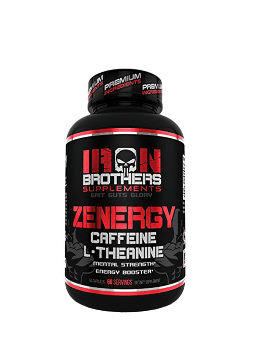 Iron Brothers Supplements - Zenergy