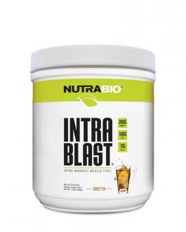 NutraBio – Intra Blast Naturals