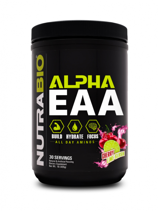 NutraBio - Alfa EAA Cherry Lime Splash