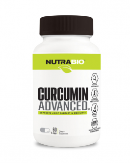 NutraBio – Curcumin Advanced