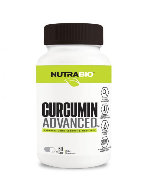 NutraBio - Curcumin Advanced