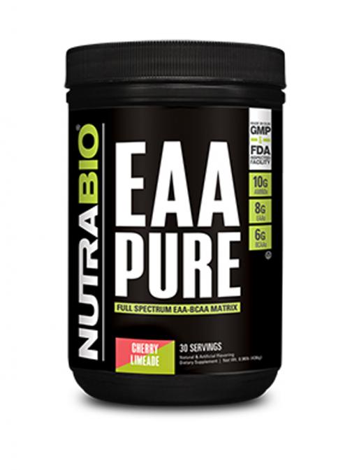 NutraBio - EAA Pure Cherry Limeade