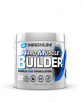 Magnum Nutraceuticals Hard Muscle Builder