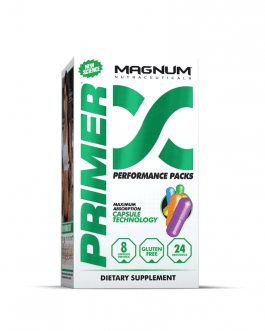 Magnum Nutraceuticals – Primer Performance Packs