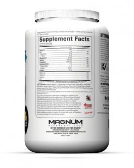 Magnum Nutraceuticals – Quattro