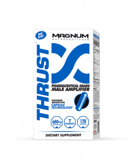 Magnum Nutraceuticals – Thrust