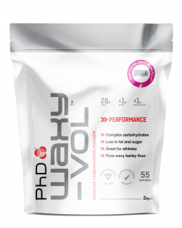 PhD Nutrition Waxy Vol