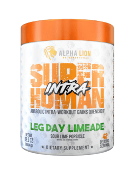 Alpha Lion – SuperHuman Intra