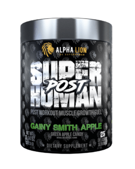Alpha Lion – SuperHuman Post