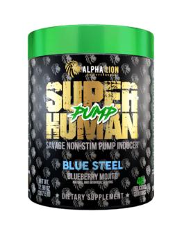 Alpha Lion – SuperHuman Pump