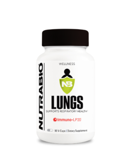 NutraBio – Lungs