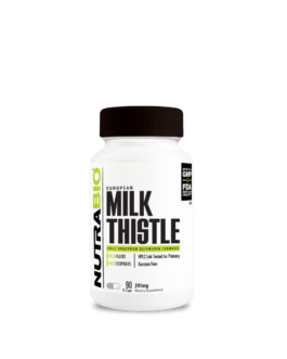 NutraBio – Milk Thistle